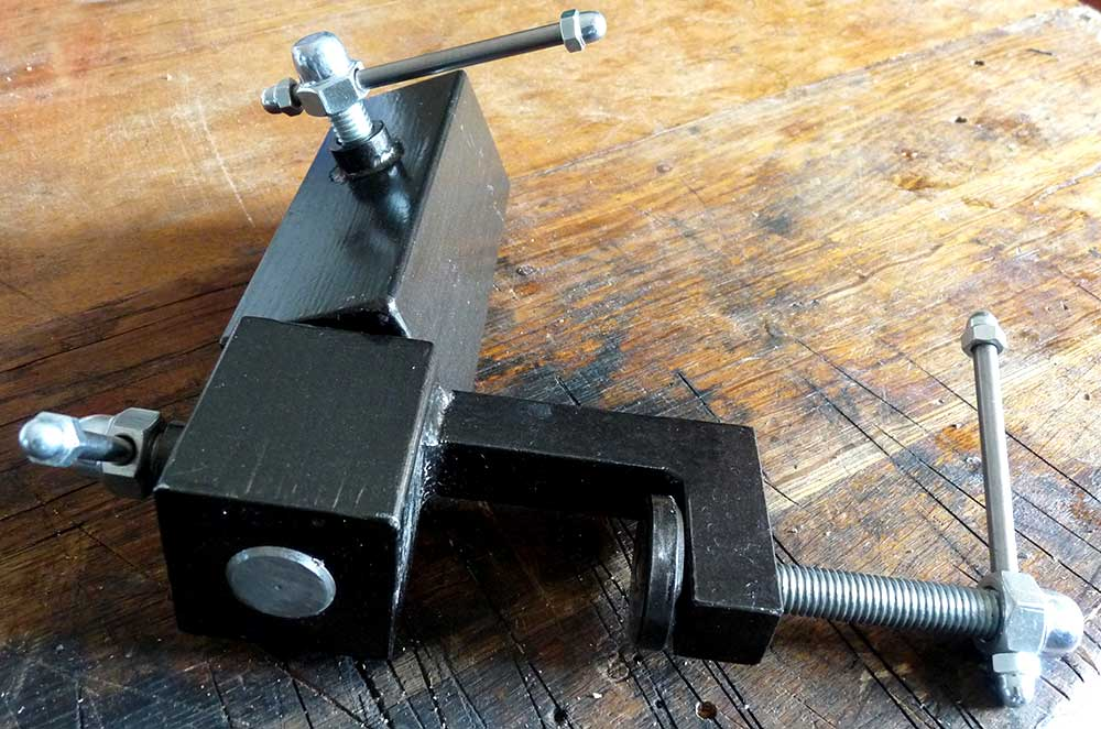 Choice Woodworking bench end vise | Rudwo Blog